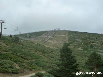 Cuerda de las Cabrillas - Senderismo en el Ocaso;senderismo avila sitios a visitar en madrid
